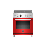 Induction Range PROF304INSROT Inductiontop 30in -Bertazzoni