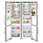 Side by Side Refrigerator SBS26S2 48in -Liebherr