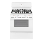 Gas Range FFGF3052TW Smoothtop 30in -Frigidaire