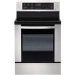 Electric Range LRE3060ST 5 Burners 30in -LG
