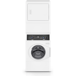 Washer Dryer Combo SF7001WE Front Load Stacked 27in -Speed Queen