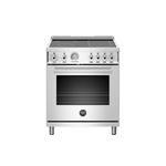 Induction Range PROF304INSNET Inductiontop 30in -Bertazzoni