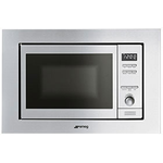 Built-In Convection Microwave FMIU020X Convection Microwave 24in -Smeg
