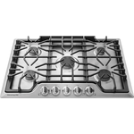 Gas Cooktop FGGC3047QS Sealed Burner Built-In 30in -Frigidaire Gallery