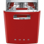 Dishwasher STFABURD1 Energy Star Retro Style 24in -Smeg