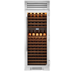 Wine Column Refrigerator TR30DZWRSGA 30in -True Residential