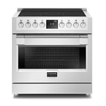 Induction Range F6PIR365S1 Inductiontop 36in -Fulgor Milano
