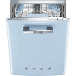 Built-In Dishwasher STFABUPB1 Energy Star Retro Style 24in -Smeg