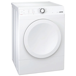 Electric Dryer D722CM Front Load Compact 24in -Gorenje