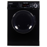 Washer Dryer Combo EZ4400CV/B Ventless 2-in-1 24in -Equator
