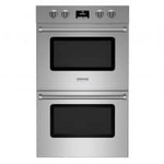Double Wall Oven BWODEWO30ECDDDDVS Professional 30in -BlueStar