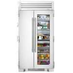 Side by Side Refrigerator TR42SBSSGB 42in  Built-In Integrated - True Residential