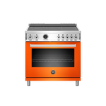 Induction Range PROF365INSART Inductiontop 36in -Bertazzoni