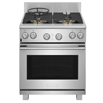 Dual Fuel Range E30DF74TPS Sealed Burner 30in -Electrolux Icon