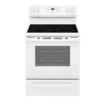 Electric Range FCRE305CAW 30in -Frigidaire- Discontinued