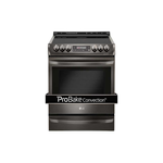 Electric Range LSE5613BD Wi-Fi ProBake Convection 30in -LG
