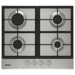 Gas Cooktop CTG24400SS Sealed Burners Built-In 24in -Blomberg