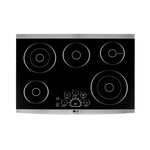 Electric Cooktop LSCE305ST 30in -LG