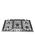 Built-In Gas Cooktop FGGC3045QS Sealed Burner 30in -Frigidaire Gallery