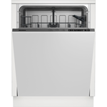 Dishwasher DWT51600FBI Top Controls 24in -Blomberg