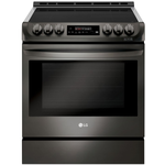 Induction Range LSE4616BD Inductiontop 30in -LG