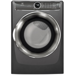 Electric Dryer EFMC627UTT Energy Star Predictive Dry 27in -Electrolux