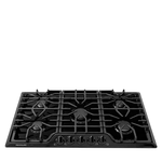 Gas Cooktop FGGC3645QB Sealed Burner Built-In 36in -Frigidaire Gallery