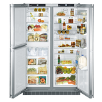Side by Side Refrigerator SBS241 48in -Liebherr