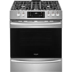 Gas Range FGGH3047VF Sealed Burner 30in -Frigidaire Gallery