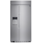 Side by Side Refrigerator LSSB2692ST 42in -LG