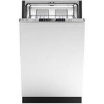 Dishwasher DW18PR Fully Integrated 18in -Bertazzoni