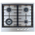 Built-In Gas Cooktop 6524GMMF UltraFlat Design 24in -AEG
