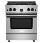 Gas Range RCS304BV2 Open burner 30in -BlueStar