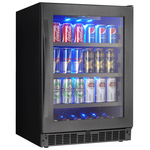Beverage Refrigerator SSBC056D1BS 24in -Silhouette