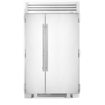 Side by Side Refrigerator TR48SBSSSB 48in -True Residential