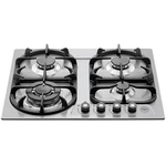 Gas Cooktop V24400X Sealed Burner Built-In 24in -Bertazzoni