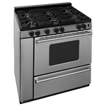 Gas Range P36S3182PS Sealed Burner 36in -Premier
