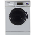 Washer Dryer Combo EZ4400CV/S Ventless 2-in-1 24in -Equator