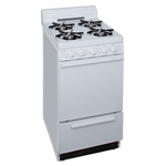 Gas Range BAK1000P Sealed Burner 20in -Premier