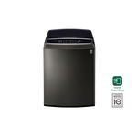 LG WT7300CV 27in Steam Washer Black Stainless