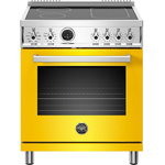 Induction Range PROF304INSGIT Inductiontop 30in -Bertazzoni