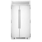 Side by Side Refrigerator TR42SBSSSB 42in -True Residential
