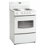 Electric Range DER244WC Smoothtop 24in -Danby