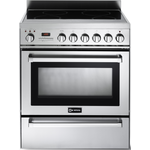 Induction Range VEFSIE304PSS Inductiontop 30in -Verona -Discontinued