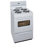 Gas Range SCK2400PO Sealed Burner 24in -Premier