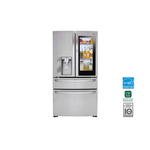 LG LMXC23796S 36in French Door Refrigerator, Stainless Steel