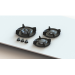 Gas Cooktop CIMA Sealed Burner Built-In 20in -Pitt
