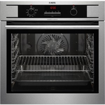 AEG BP532310MM 24in Single Wall Oven Stainless Steel