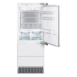 Liebherr HCB1580 30in Bottom Freezer Refrigerator, Panel Ready