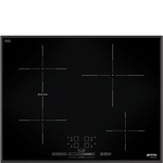 Induction Cooktop SIMU524B Inductiontop Built-In 24in -Smeg